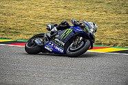 MotoGP Sachsenring - Freitag - MotoGP 2019, Deutschland GP, Hohenstein-Ernstthal, Bild: Monster Yamaha