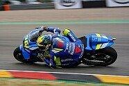 MotoGP Sachsenring - Freitag - MotoGP 2019, Deutschland GP, Hohenstein-Ernstthal, Bild: Suzuki