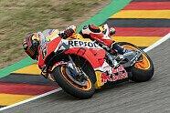 MotoGP Sachsenring - Samstag - MotoGP 2019, Deutschland GP, Hohenstein-Ernstthal, Bild: Repsol