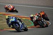 MotoGP Sachsenring - Sonntag - MotoGP 2019, Deutschland GP, Hohenstein-Ernstthal, Bild: Suzuki