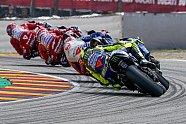 MotoGP Sachsenring - Sonntag - MotoGP 2019, Deutschland GP, Hohenstein-Ernstthal, Bild: Monster Yamaha
