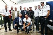 DTM: Fürst Albert von Monaco besucht den Norisring - DTM 2019, Verschiedenes, Norisring, Nürnberg, Bild: DTM