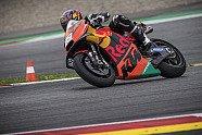 MotoGP: Marcel Hirschers KTM-Test - MotoGP 2019, Testfahrten, Bild: Philip Platzer Red Bull Content Pool