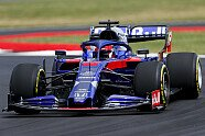 Freitag - Formel 1 2019, Großbritannien GP, Silverstone, Bild: LAT Images
