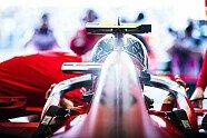 Samstag - Formel 1 2019, Großbritannien GP, Silverstone, Bild: Ferrari