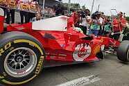 Mick Schumacher im F2004 - Formel 1 2019, Deutschland GP, Hockenheim, Bild: Motorsport-Magazin.com