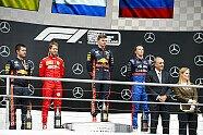 Podium - Formel 1 2019, Deutschland GP, Hockenheim, Bild: LAT Images