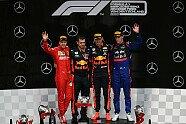 Podium - Formel 1 2019, Deutschland GP, Hockenheim, Bild: Red Bull