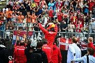 Mick Schumacher im F2004 - Formel 1 2019, Deutschland GP, Hockenheim, Bild: Ferrari