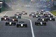 Rennen 15 & 16 - Formel 2 2019, Ungarn, Budapest, Bild: LAT Images