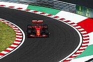 Samstag - Formel 1 2019, Ungarn GP, Budapest, Bild: Ferrari