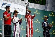 Alle Fotos von Mick Schumachers 1. Sieg - Formel 2 2019, Ungarn, Budapest, Bild: LAT Images