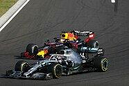 Rennen - Formel 1 2019, Ungarn GP, Budapest, Bild: Mercedes-Benz