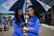Grid Girls in Brünn - MotoGP 2019, Tschechien GP, Brünn, Bild: Tobias Linke