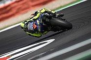 MotoGP Silverstone - Freitag - MotoGP 2019, Großbritannien GP, Silverstone, Bild: Monster Yamaha