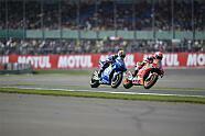 MotoGP Silverstone - Sonntag - MotoGP 2019, Großbritannien GP, Silverstone, Bild: Suzuki