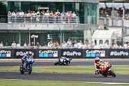 MotoGP Silverstone - Sonntag - MotoGP 2019, Großbritannien GP, Silverstone, Bild: HRC
