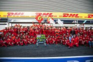 Sonntag - Formel 1 2019, Belgien GP, Spa-Francorchamps, Bild: Ferrari