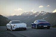 Porsche Taycan 2019: Weltpremiere des Elektro-Sportlers - Auto 2019, Präsentationen, Bild: Porsche AG
