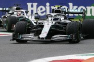 Freitag - Formel 1 2019, Italien GP, Monza, Bild: Mercedes-Benz