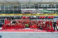 Sonntag - Formel 1 2019, Italien GP, Monza, Bild: Ferrari
