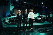 Mercedes präsentiert sein neues Formel-E-Team für 2019/20 - Formel E 2019, Präsentationen, Bild: Mercedes-Benz