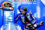 MotoGP Misano - Samstag - MotoGP 2019, San Marino GP, Misano Adriatico, Bild: Suzuki