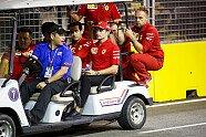 Donnerstag - Formel 1 2019, Singapur GP, Singapur, Bild: LAT Images