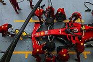 Samstag - Formel 1 2019, Singapur GP, Singapur, Bild: Ferrari