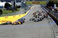 Rennen 21 & 22 - Formel 2 2019, Russland, Sochi, Bild: LAT Images