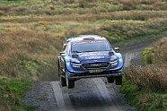 Alle Fotos vom 12. WM-Rennen - WRC 2019, Rallye Großbritannien, Llandudno, Bild: LAT Images