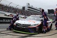 Rennen 30, Playoffs - NASCAR 2019, Drydene 400, Dover, Delaware, Bild: NASCAR