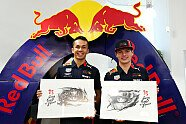 Donnerstag - Formel 1 2019, Japan GP, Suzuka, Bild: Red Bull