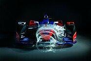Mahindra zeigt neues Rennauto für Saison 6 - Formel E 2019, Präsentationen, Bild: Mahindra/Spacesuit Media