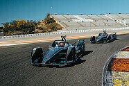 Testfahrten in Valencia mit Mercedes, Porsche - Formel E 2019, Testfahrten, Bild: Daimler AG