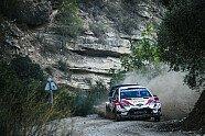 Alle Fotos vom 13. WM-Rennen - WRC 2019, Rallye Spanien, Salou, Bild: LAT Images