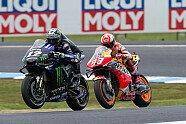 MotoGP Phillip Island 2019: Alle Bilder vom Sonntag - MotoGP 2019, Australien GP, Phillip Island, Bild: Yamaha