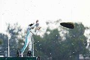 Podium - Formel 1 2019, Mexiko GP, Mexico City, Bild: LAT Images