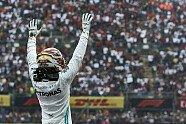 Sonntag - Formel 1 2019, Mexiko GP, Mexico City, Bild: Mercedes-Benz