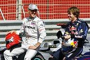Schumacher & Vettel: Die schönsten Bilder von Michael, Mick und Sebastian - Formel 1 2010, Verschiedenes, Bild: LAT Images