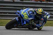 MotoGP Malaysia 2019: Alle Bilder vom Trainings-Freitag - MotoGP 2019, Malaysia GP, Sepang, Bild: Suzuki