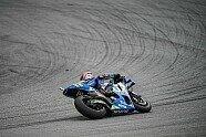 MotoGP Malaysia 2019: Alle Bilder vom Qualifying-Samstag - MotoGP 2019, Malaysia GP, Sepang, Bild: Suzuki