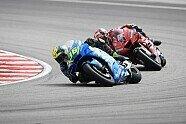 MotoGP Malaysia 2019: Alle Bilder vom Rennsonntag - MotoGP 2019, Malaysia GP, Sepang, Bild: Suzuki
