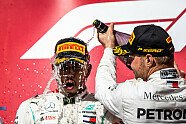 Podium - Formel 1 2019, USA GP, Austin, Bild: LAT Images