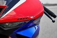 Hondas neue Fireblade für die WSBK-Saison 2020 - Superbike WSBK 2019, Präsentationen, Bild: Honda
