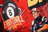MotoGP: Marquez-Brüder feiern ihre WM-Titel in Cervera - MotoGP 2019, Verschiedenes, Bild: Repsol