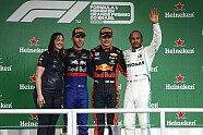 Podium - Formel 1 2019, Brasilien GP, São Paulo, Bild: LAT Images