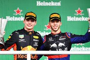 Podium - Formel 1 2019, Brasilien GP, São Paulo, Bild: Red Bull