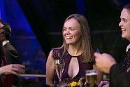 W Series mal anders: Die Fahrerinnen im schicken Abendkleid - W Series 2019, Verschiedenes, Bild: W Series