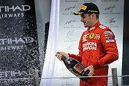 Podium - Formel 1 2019, Abu Dhabi GP, Abu Dhabi, Bild: LAT Images